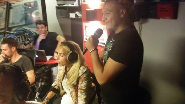 Kayna Samet  x DJ Hamida x L'Artiste dans la Radio Libre de Difool !