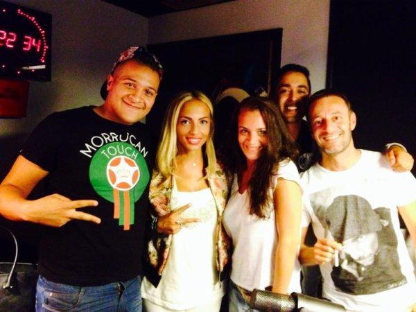 DJ Hamida x Kayna Samet x Marie x L'Artiste x Difool ! C'était ce soir dans la Radio Libre !