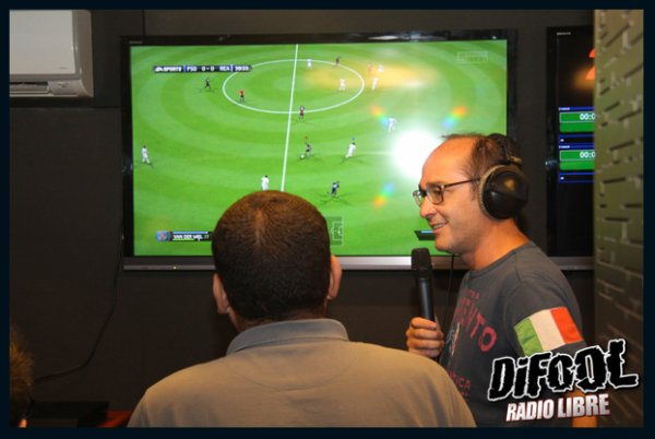 Tournoi Fifa dans la Radio Libre de Difool !