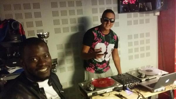 En direct avec nous ce soir! DJ Kayz x H Magnum