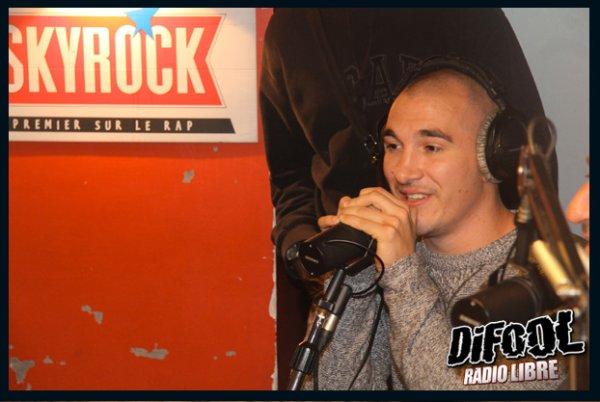 Maska dans la Radio Libre de Difool !