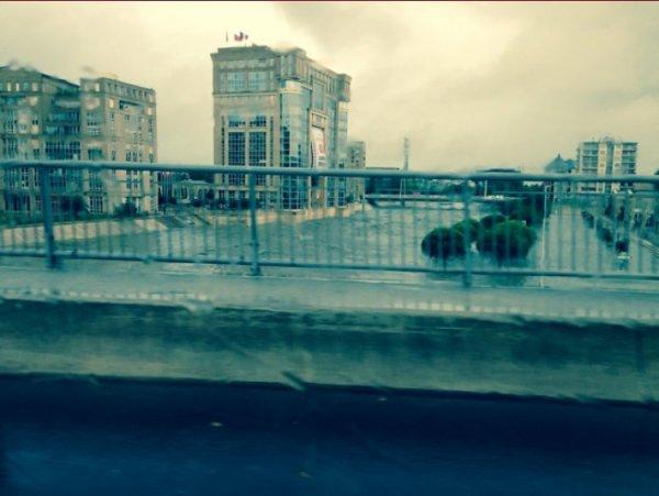 Gros soutien à Montpellier qui est sous les eaux !