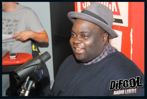 Issa Doumbia dans la Radio Libre de Difool !