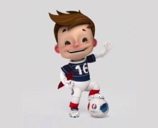 Difool vient d'en parler, la nouvelle mascotte de l'équipe de France: