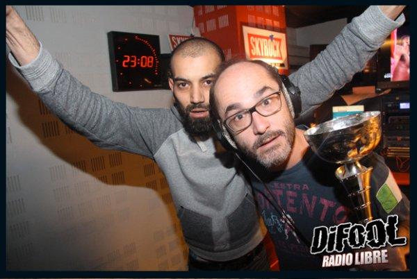 Karim et Romano après le clash de la Drague !
