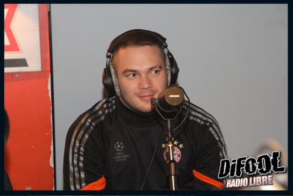 Jul dans la Radio Libre de Difool !