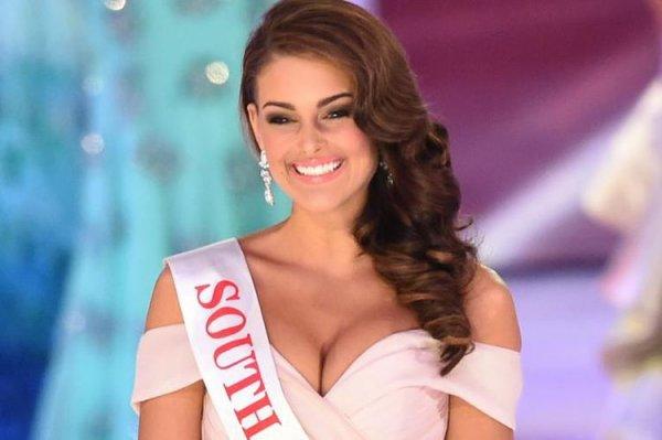 Voici miss monde 2014, elle est Sud-Africaine !