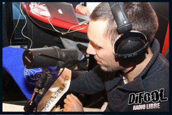 Les cadeaux de Noel dans la Radio Libre de Difool !