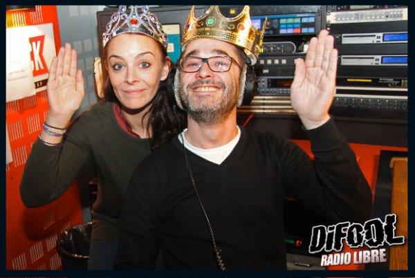 Le roi Romano et la reine Marie
