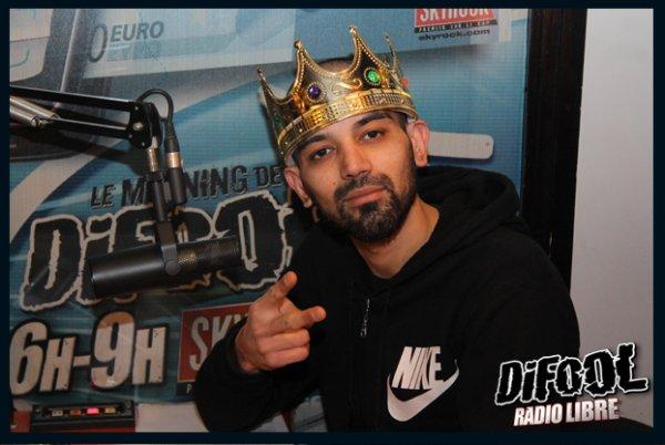 Le roi Karim !