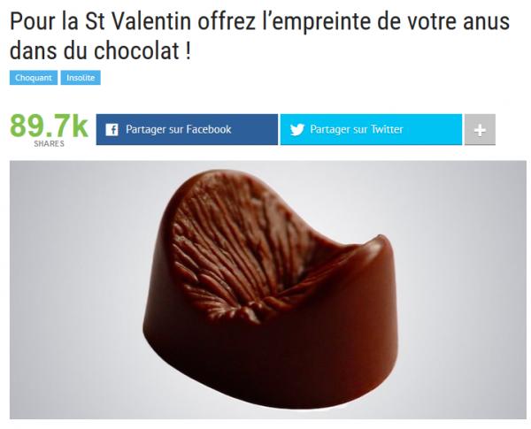 MDR Si tu ne sais pas quoi offrir pour la St. Valentin hin ! ;)