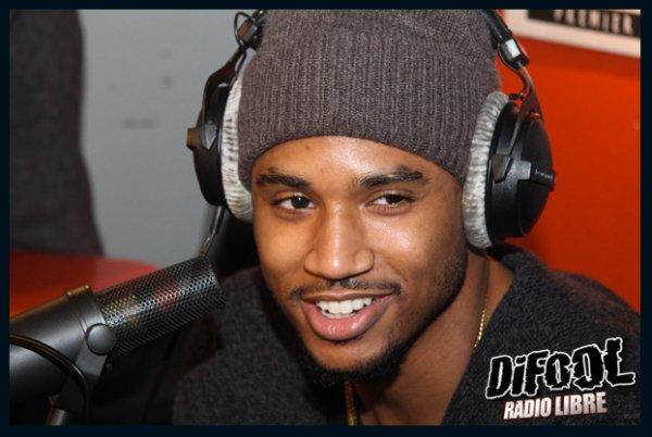 Trey Songz dans la Radio Libre de Difool !