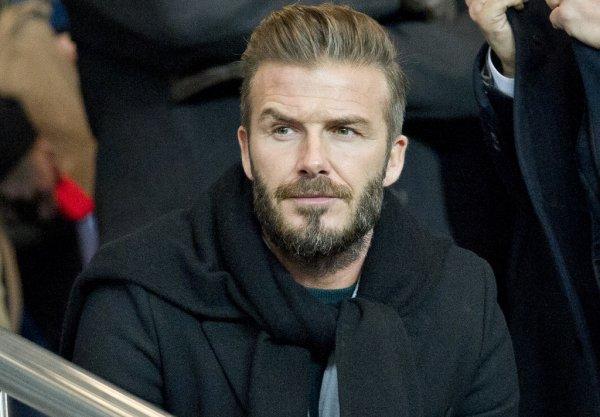David Beckham met la honte à son fils à la télévision !