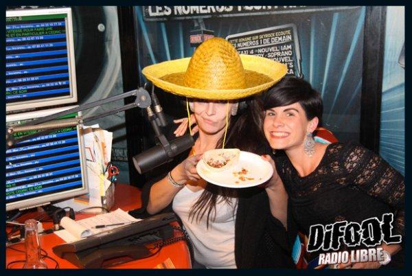 La soirée Old El Paso avec les auditeurs de Skyrock !
