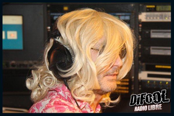 Pamela dans la Radio Libre de Difool !