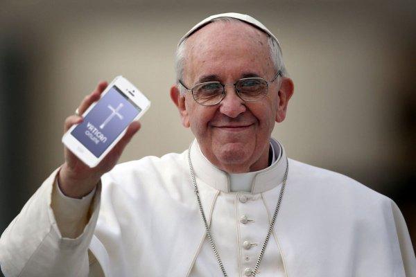 Le pape lui téléphone, il lui raccroche deux fois au nez !