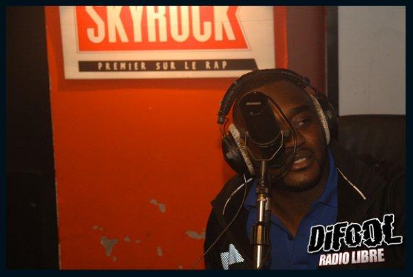 Mac tyer dans la Radio Libre de Difool !
