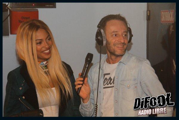 Tenny dans la Radio Libre de Difool !