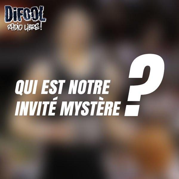On reçoit un sportif mystère ce soir dans le studio ! A votre avis c'est qui ? :)