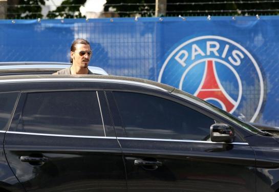 Ibrahimovic a échappé à un serial killer !