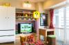 Un appartement Airbnb à la déco entièrement Super Mario !