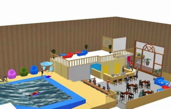 Bordeaux: Le Wave surf café ouvrira le 3 juin !
