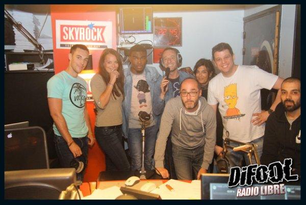 OMI dans la Radio Libre de Difool !