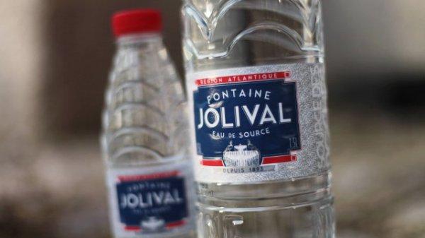 Jolival devient l'eau officielle du PSG !