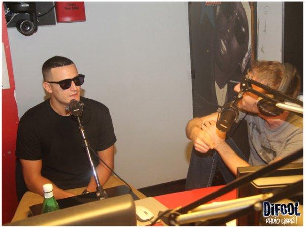 Dj Snake dans la Radio Libre de Difool !