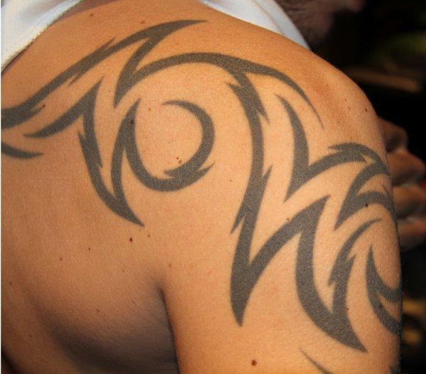 Les tatouages de Samy !