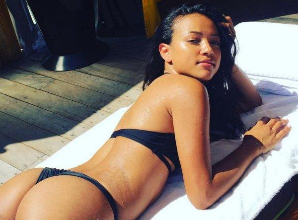 Karrueche Tran dévoile ses fesses sur Instagram et déclenche la colère de Chris Brown !