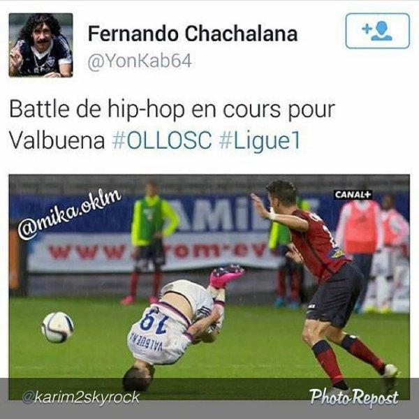 On savait que Mathieu Valbuena était bon au foot mais il maitrise les figures de hip-hop aussi ! #KarimComedyClub