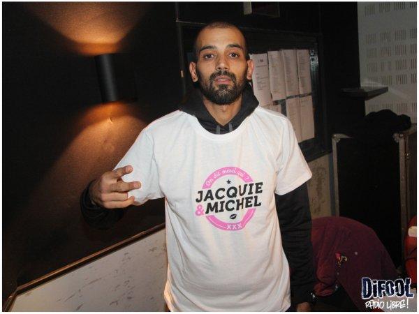 Cédric a la recherche de Jacquie et Michel à Paris mdrrr