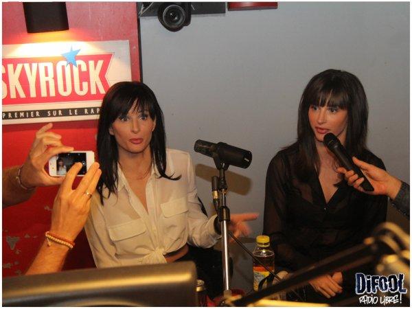 Ava Courcelles dans la Radio Libre !