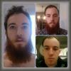Vous le trouvez mieux avec ou sans la barbe? :D