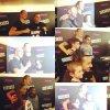 Les auditeurs de Skyrock avec Zlatan Ibrahimovic