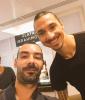 Mehdi nous parle de sa rencontre avec Zlatan la semaine dernière, avec quelques auditeurs ! :D