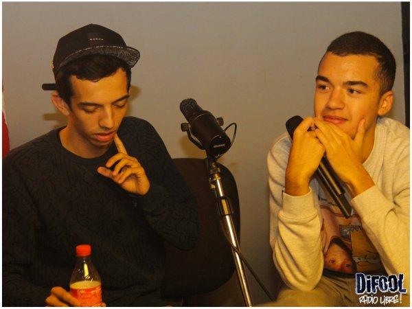 BigFlo et Oli dans la Radio Libre de Difool ! Toules les photos en LIVE ici !