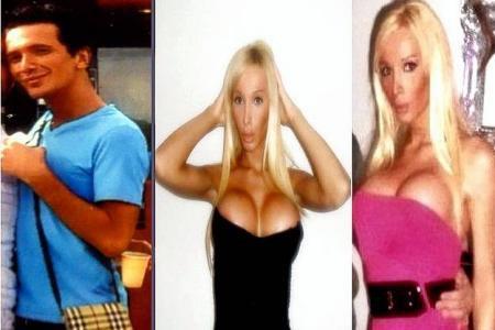 Victoria Dorval , jeune femme transsexuelle qui aurait eu des relations avec Benzema !