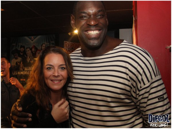 Les membres de la Radio Libre avec Patrice Quarteron !!!!