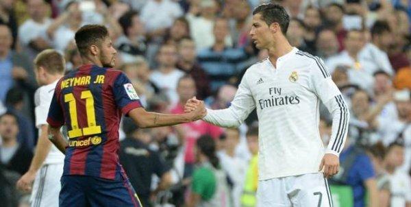 Neymar va remplacer Cristiano Ronaldo comme égérie de Nike !