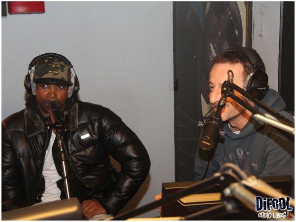 Rohff dans la Radio Libre de Difool !