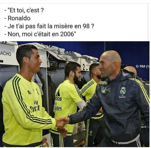 Le Karim Comedy Club en hommage à Zinédine Zidane !!!!