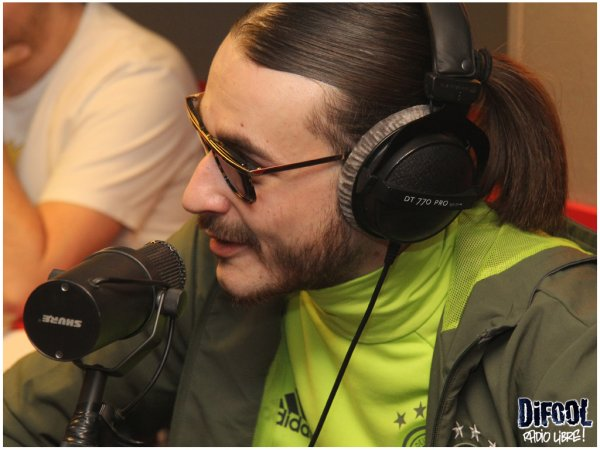 SCH dans la Radio Libre de Difool !
