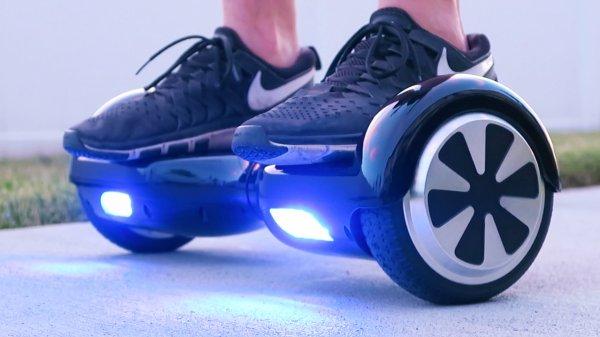 VIDEO - Acheté sur ebay, un hoverboard s'enflamme !