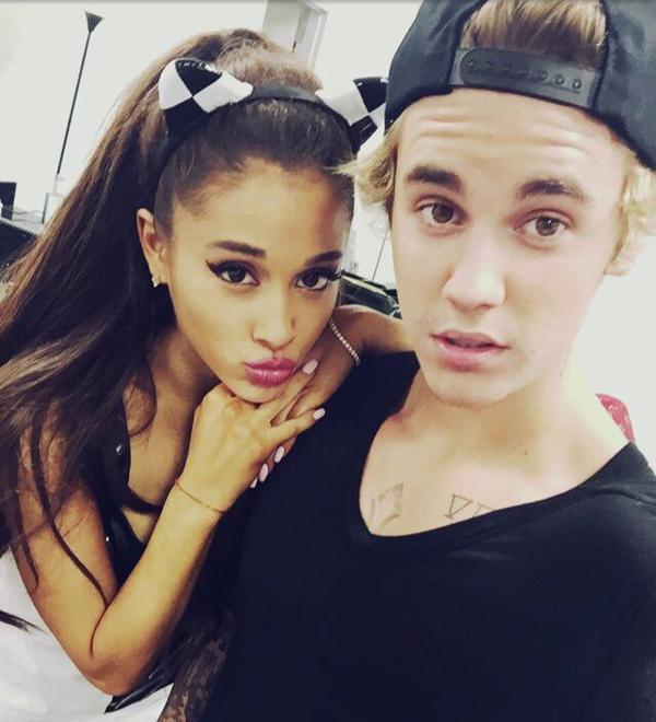 Justin Bieber drague Ariana Grande et se fait rembarrer !
