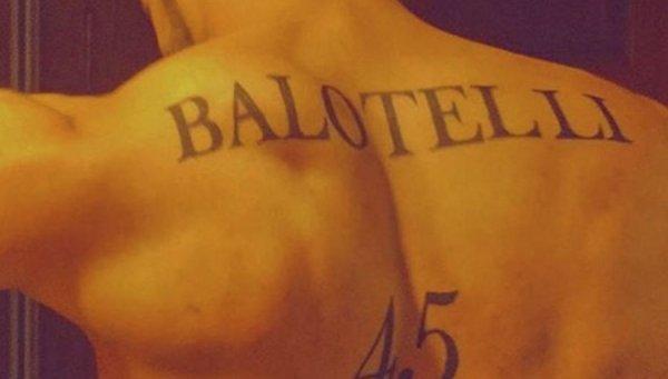 Les tatouages des supporters !