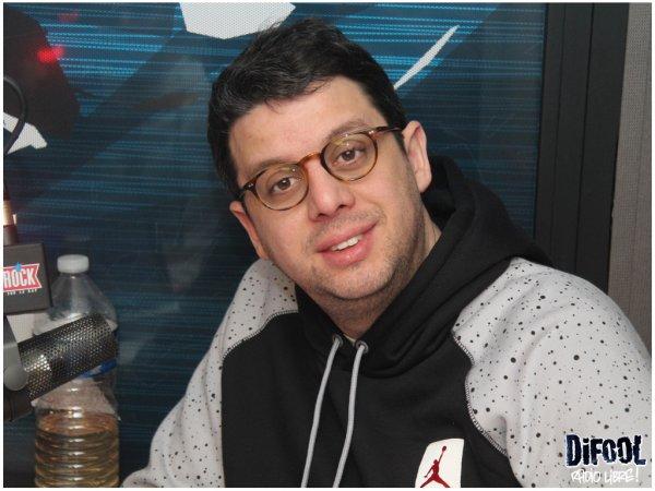 Cédric avec les lunettes de Romano !!!!