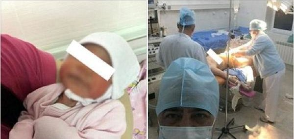 Le selfie qu'un médecin aurait dû éviter de publier !