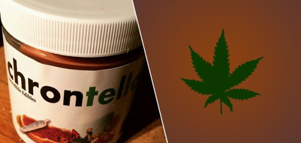 Chrontella, la pâte à tartiner au cannabis !